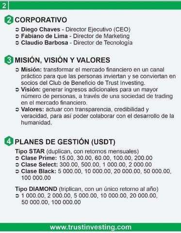 TRUSTINVESTING BOLSA FINANCIERA - foto 4