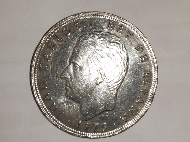 Moneda 100 Pesetas 1975