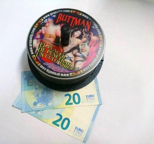 DVDS DE TEMA XXX ADULTOS PORNO A 1 EURO.  - foto 1