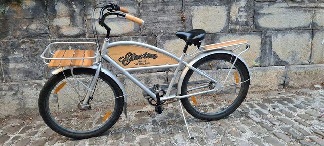 Vendo Bicicleta De Paseo Marca Electra