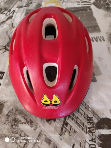 Casco De Bicicleta Para Niño/A