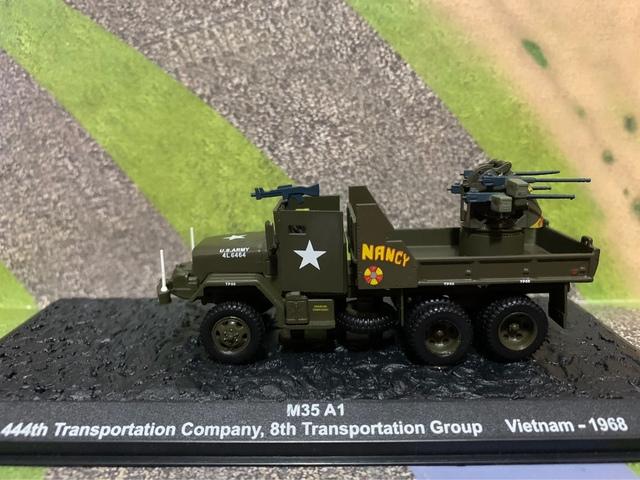 Camión Militar M35 A1 Nancy Escala 1/72