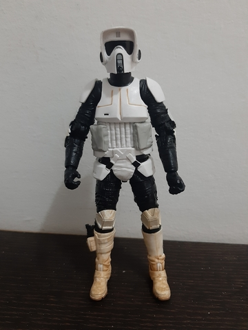 Star Wars Black Series Scout Trooper
