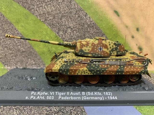 Lote 6 Miniaturas Tanques Escala 1/72