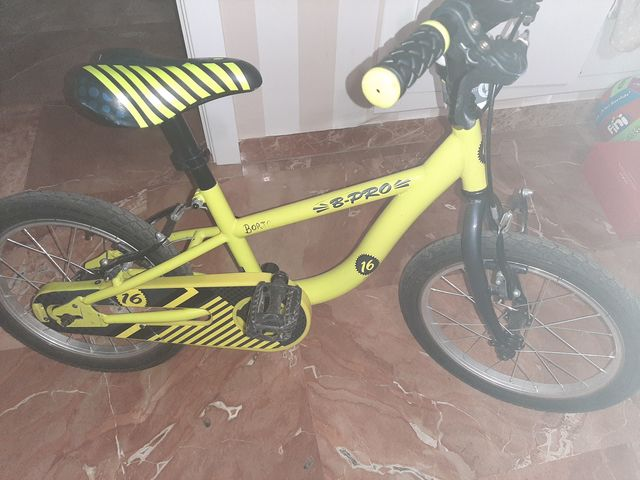 """Bicicleta Mtb De 16\""""\"""""""