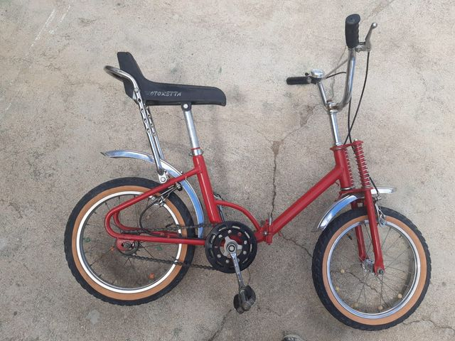Bicicleta Para Niños/As