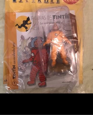 Figura Tintín Astronauta