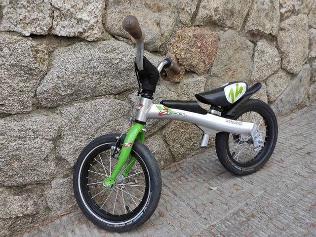 Bicicleta Para Niño De 3 A 6 Años