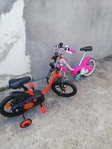Vendo Bicicletas Juntas O Por Separado