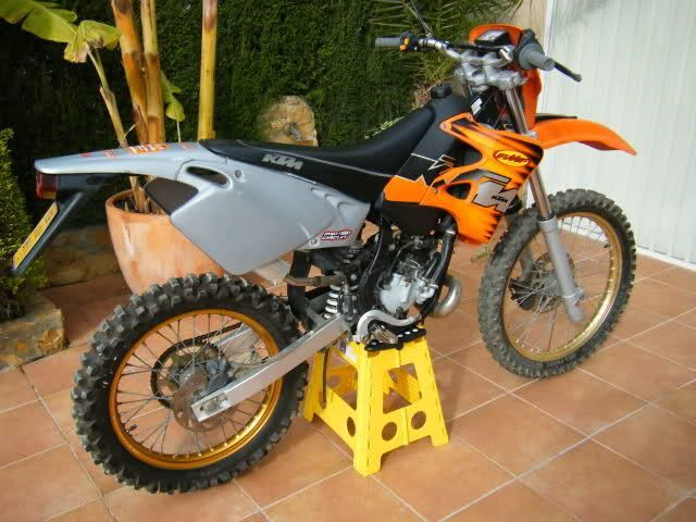 CHASIS KTM 50 EXC O BETA - foto 1