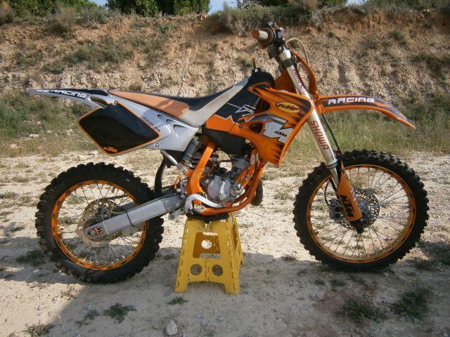 CHASIS KTM 50 EXC O BETA - foto 3
