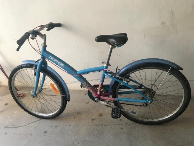 Bicicleta Juvenil Precio Negociable
