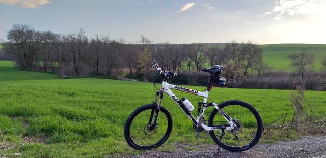 Bicicleta Ktm Doble Suspensión