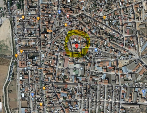 SOLAR DE 38 M² CALLE LUNA - foto 8