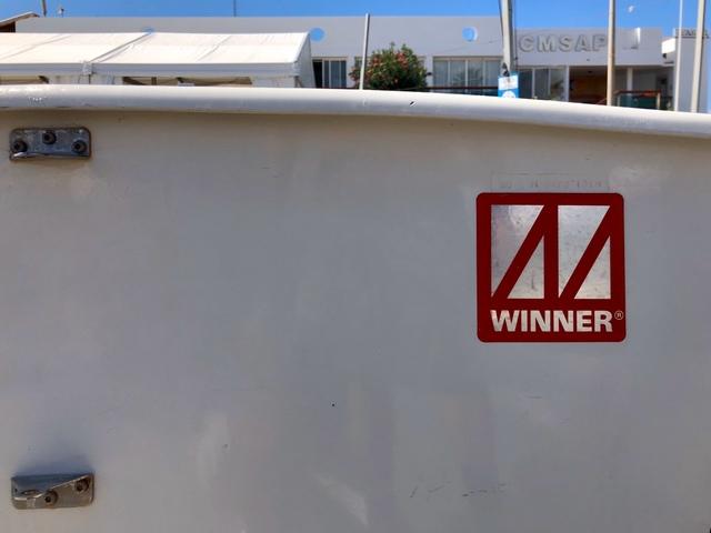 OPTIMIST WINNER 3D STAR CON 4 VELAS - foto 8