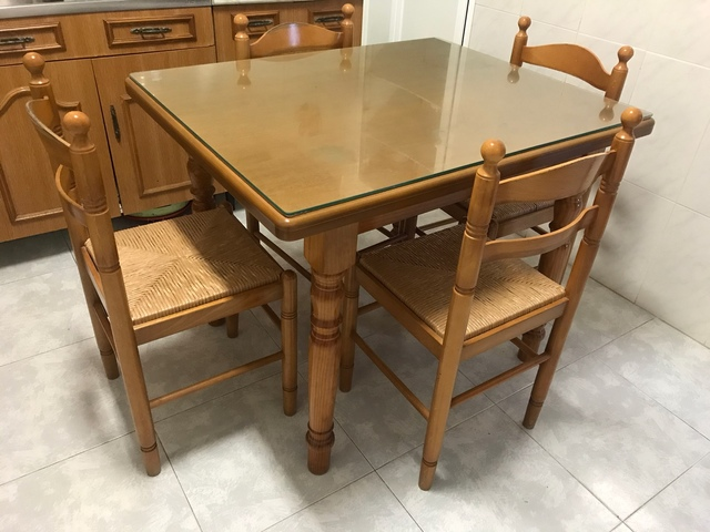 mesa cocina segunda mano cadiz