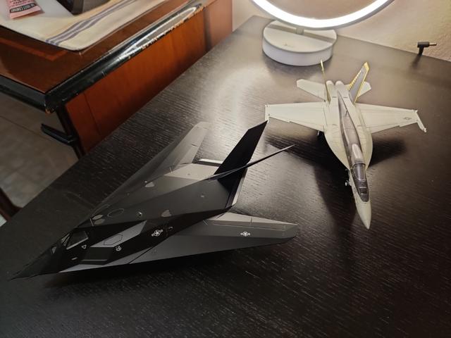 2 Aviones De Combate Altaya 1:100