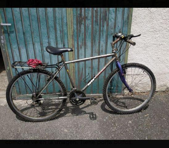 Vendo Bicicleta Bh Supra