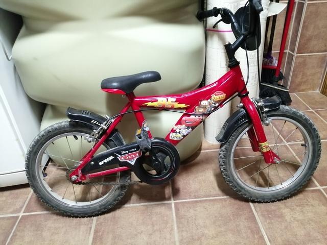 Bicicleta Niño Car