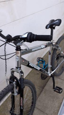 Bici De Aluminio Xl