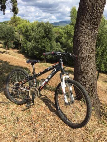 "Bicicleta Megamo Open Replica 26\"""