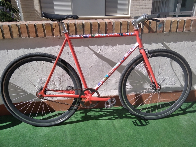 Bicicleta Fixie/Urbana