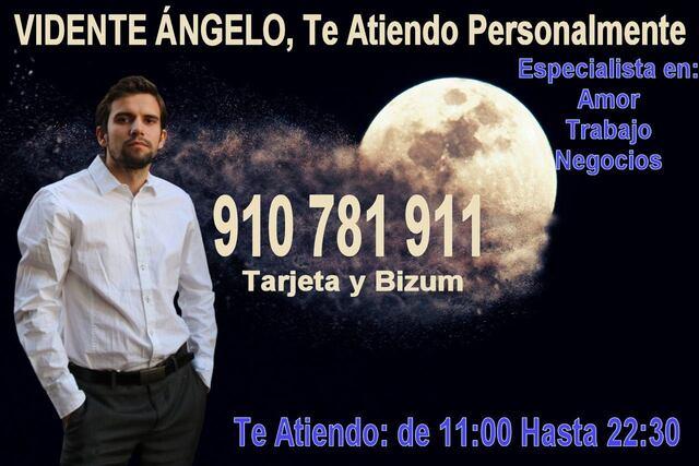 TAROT ÁNGELO ATIENDO YO PERSONALMENTE - foto 1