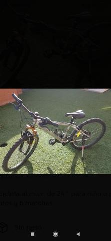 Bicicleta  Btt  Rochrider Rr 5. 2
