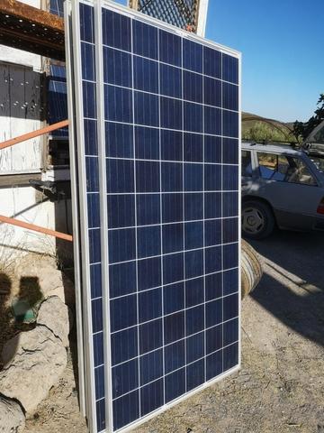 Placa Solar De 345W Vatios