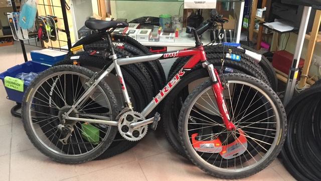 Bici De Montaña Trek 810 Aluminio