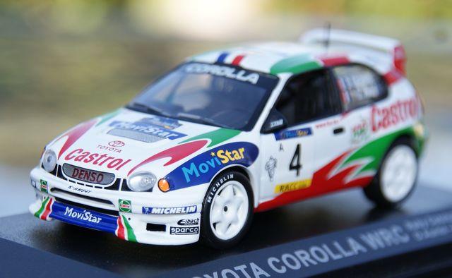 Toyota Corolla Wrc Rallye De Catalunya 1