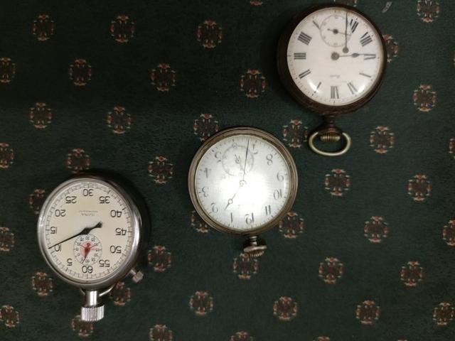 Relojes Bolsillo