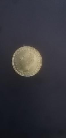 Moneda De 1 Pts. Mundial Del 82.