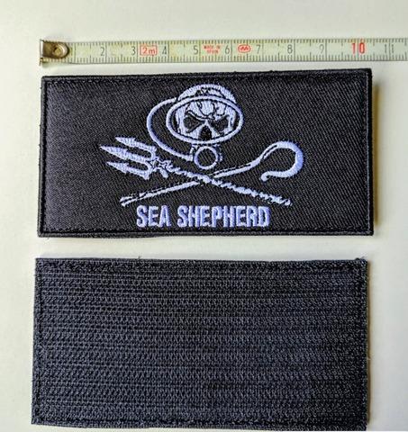 PARCHE SEA SHEPHERD - foto 1