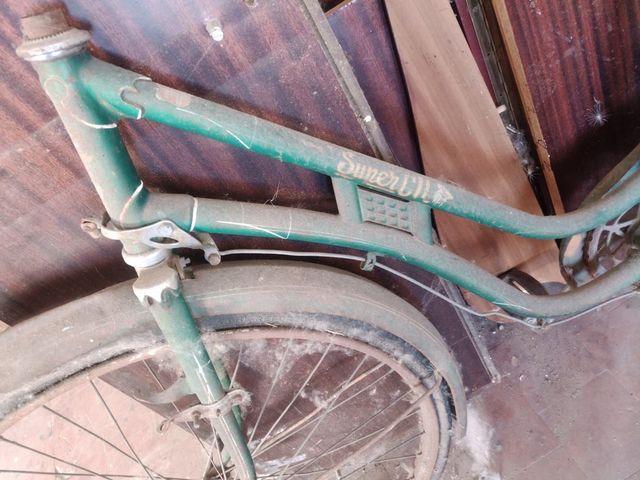 2 BICICLETAS ANTIGUAS PARA RESTAURAR - foto 1