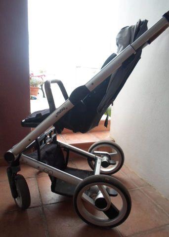Probamos el cochecito de bebés Mutsy Igo edición Pure | Blog