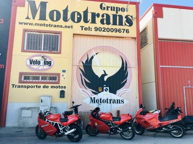 TRANSPORTE DE MOTOS EN ESPAÑA Y EUROPA - foto 3