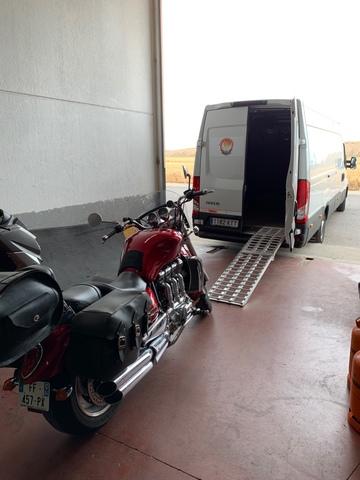 TRANSPORTE DE MOTOS EN ESPAÑA Y EUROPA - foto 5