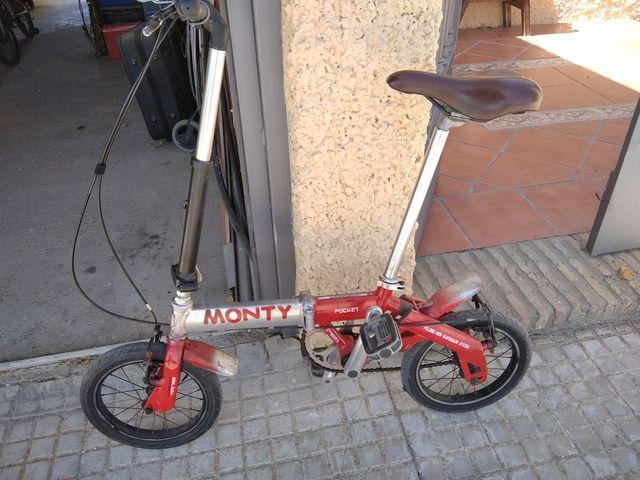 Bicicleta Monty Porket