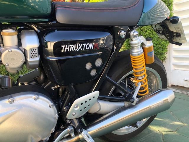 TRIUMPH - TRHUXTON R - foto 7