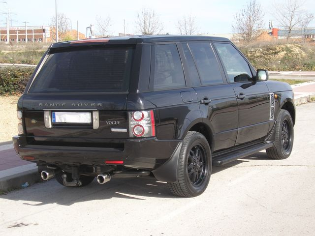 LAND-ROVER - RANGE ROVER-  AUTOBIOGRAPHY CD - foto 4