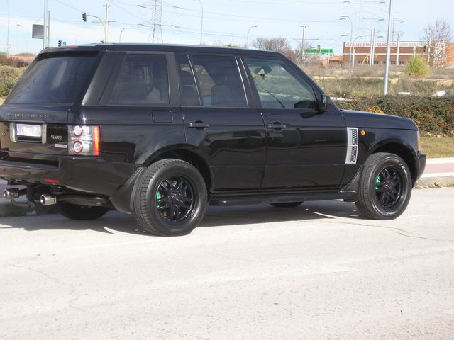 LAND-ROVER - RANGE ROVER-  AUTOBIOGRAPHY CD - foto 6