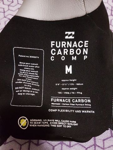 BILLABONG FURNACE CARBON COMP 3/2MM (M) - foto 5