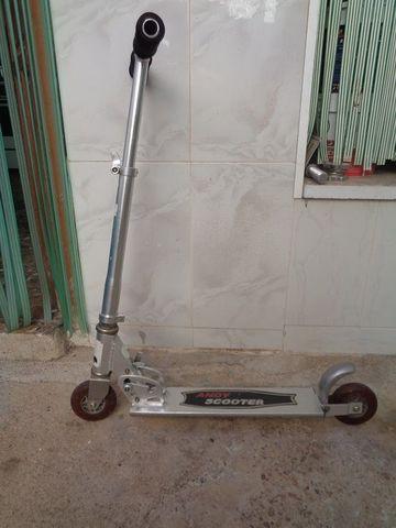 Patinete Scootter Aluminio