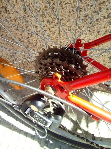 BICICLETA ROCKRIDER 26 PULGADAS MUJER - foto 7