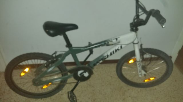 Vendo Bicicleta Bmx Nishiki Twist