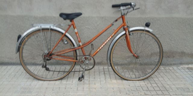 Bicicleta Peugeot D T53/56
