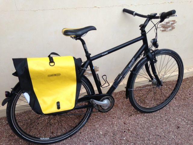Bicicleta Urbana-Cicloturismo