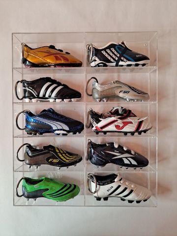 Coleccion Llaveros De Botas De Futbol