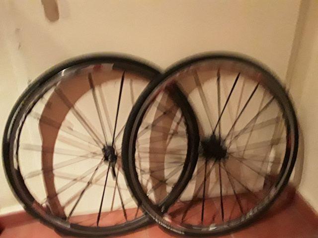Llantas De Bicicleta Fulcrum Racing Uno